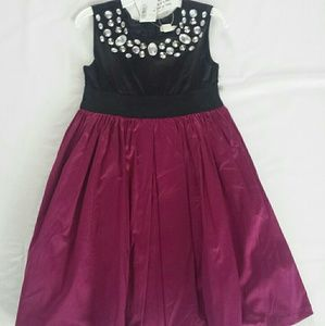 The Children's Place girls holiday dress